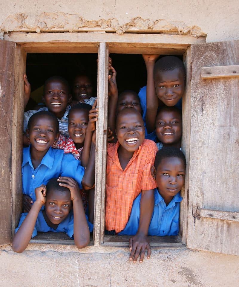 volontariato in uganda