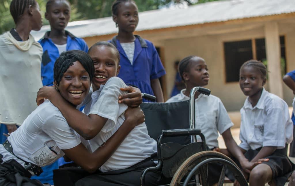 Volontariato Kenya disabilità fisiche mentali