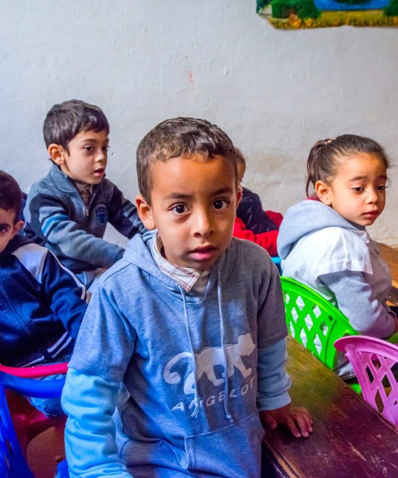 Volontariato in Marocco
