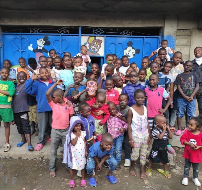 volontariato in Kenya