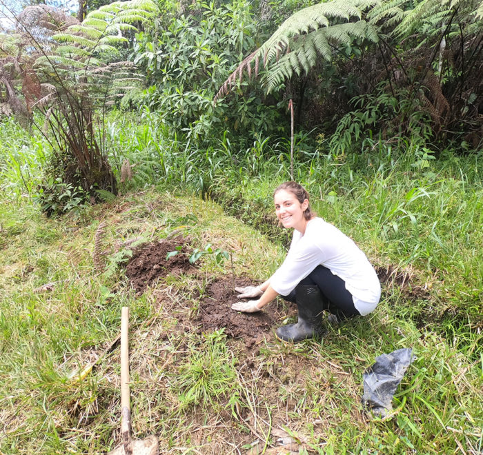 volontariato in ecuador