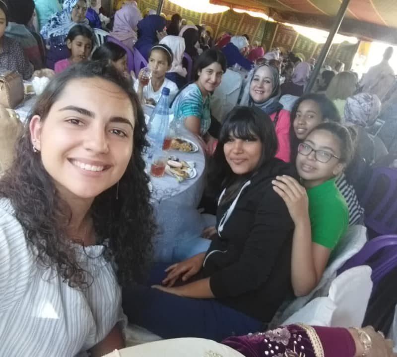 AMSEI volontariato Marocco bambini difficoltà