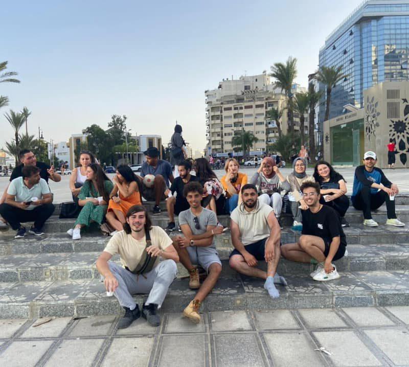 Volontariato Marocco associazione giovanile