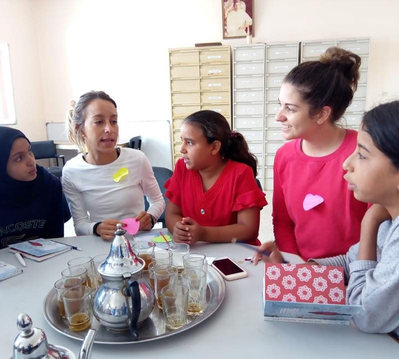 HADAF Volontariato Marocco disturbi mentali