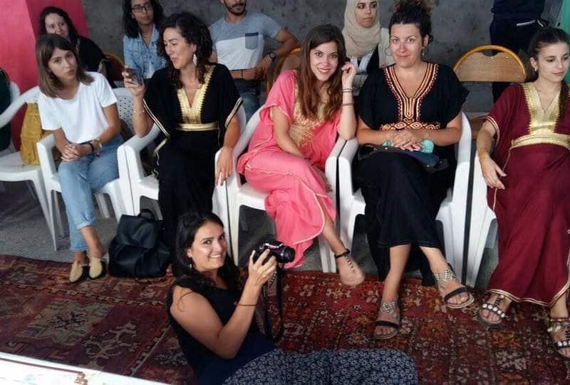Jossour volontariato Marocco diritti donne