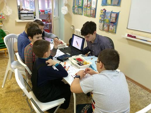Russia centro sviluppo creativo