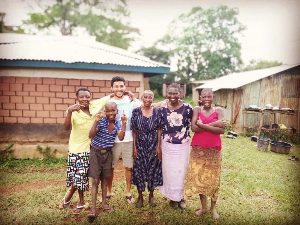 Volontariato Kenya bambini disabili