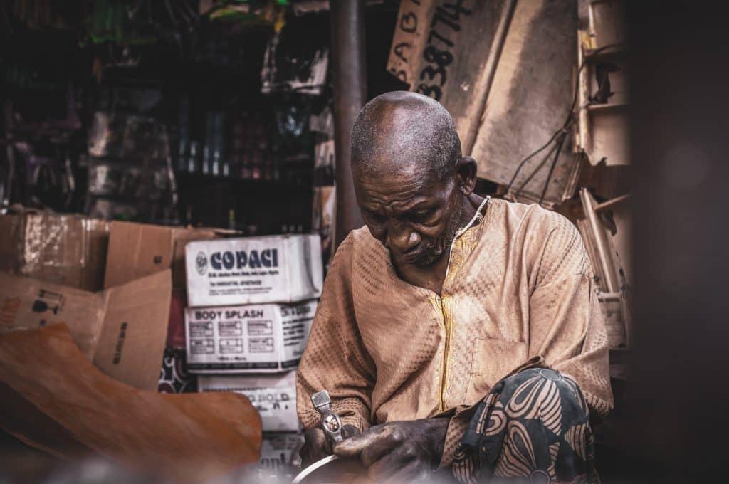 Volontariato Mozambico artigianato