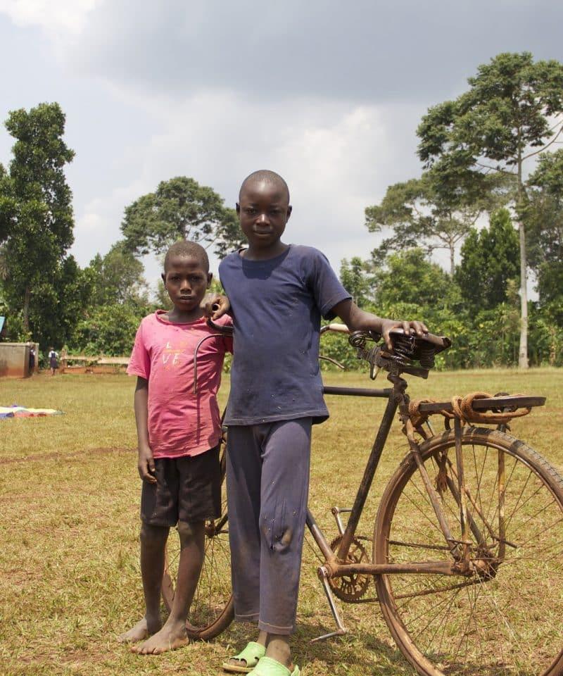 Volontariato Uganda scuola cattolica
