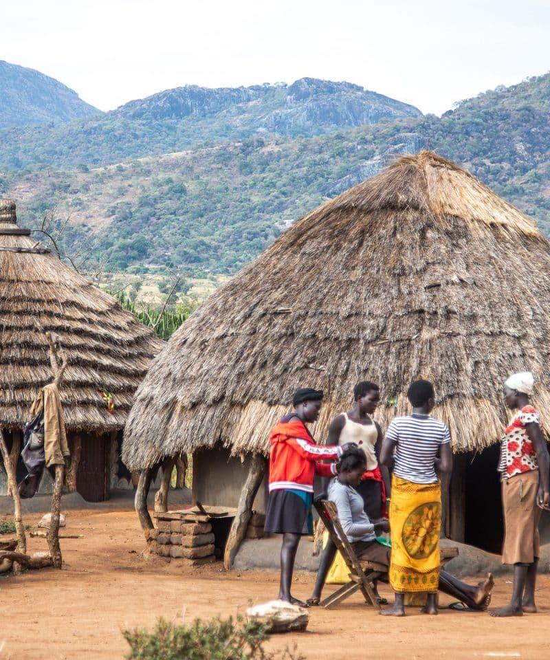 Volontariato Uganda comunità HIV